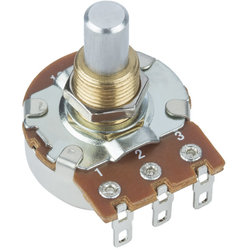 EVH Custom Potentiometer Low Friction Pot - 500k