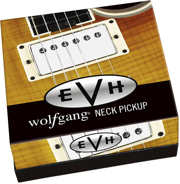 View larger image of EVH Wolfgang Neck Pickup - Chrome