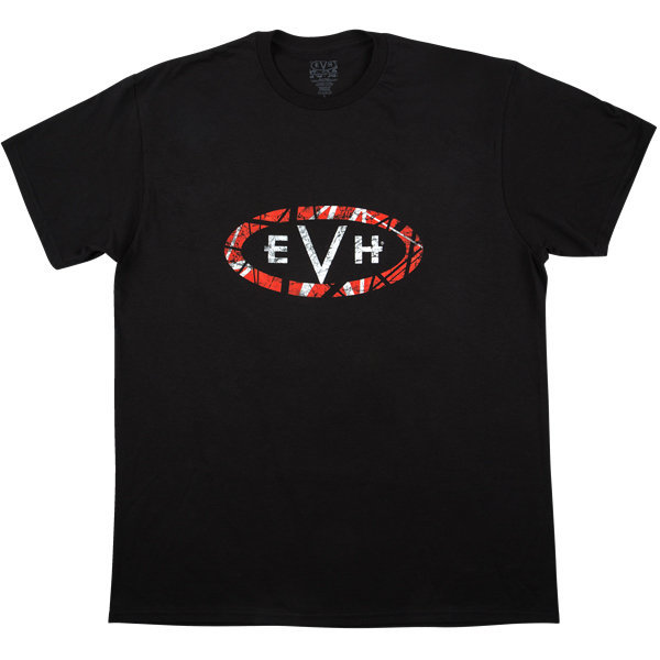 View larger image of EVH Wolfgang T-Shirt - Black, Small