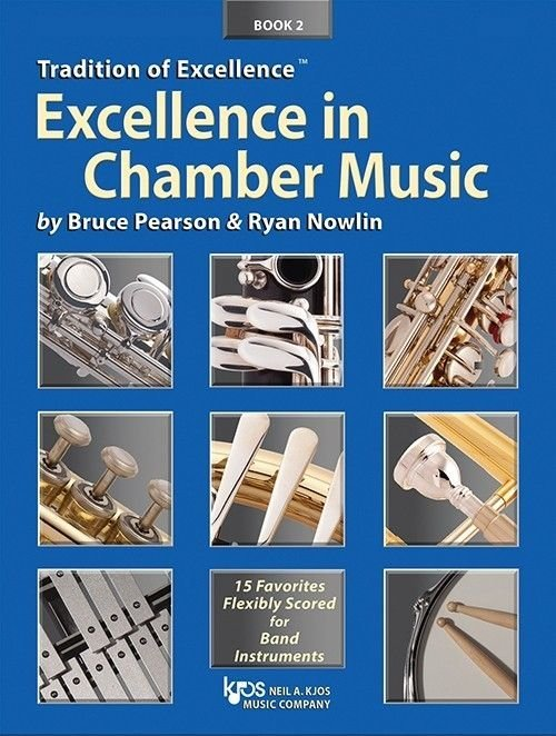 View larger image of Excellence in Chamber Music 2 - Electric Bass