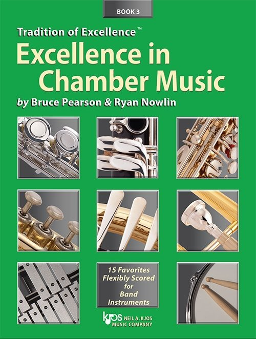 View larger image of Excellence in Chamber Music 3 - Electric Bass