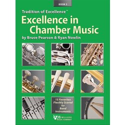 Excellence in Chamber Music 3 - Electric Bass