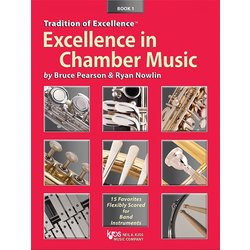 Excellence In Chamber Music Book 1 - Electric Bass
