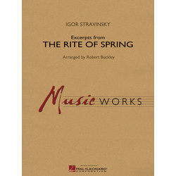 Excerpts from The Rite of Spring - Score & Parts, Grade 4