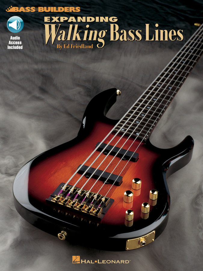 View larger image of Expanding Walking Bass Lines w/Online Audio