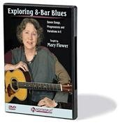 View larger image of Exploring 8-Bar Blues (DVD and TAB)