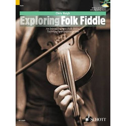 Exploring Folk Fiddle (Softcover with CD)