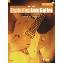 Exploring Jazz Guitar (Softcover with CD)