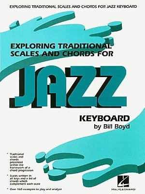 View larger image of Exploring Traditional Scales and Chords for Jazz Keyboard