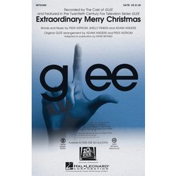 Extraordinary Merry Christmas (From Glee), 2PT Parts