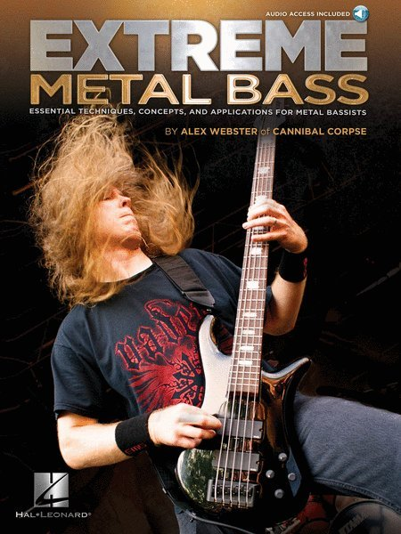 View larger image of Extreme Metal Bass w/Online Audio