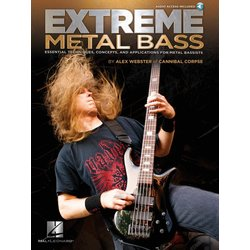 Extreme Metal Bass w/Online Audio