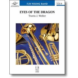 Eyes of the Dragon - Score & Parts, Grade 2