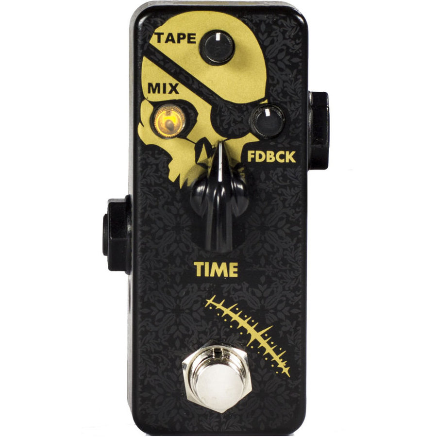 View larger image of F-Pedals EchoBandit Gold Analog Delay Pedal