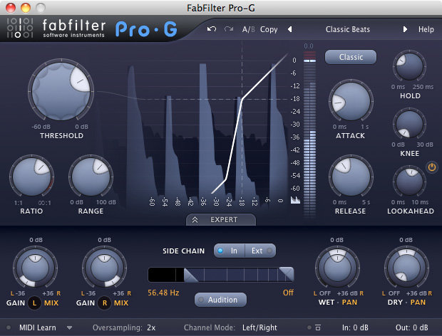 View larger image of FabFilter Pro-G - Digital Download