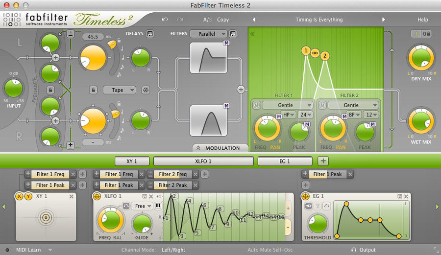 View larger image of FabFilter Timeless 2 - Digital Download