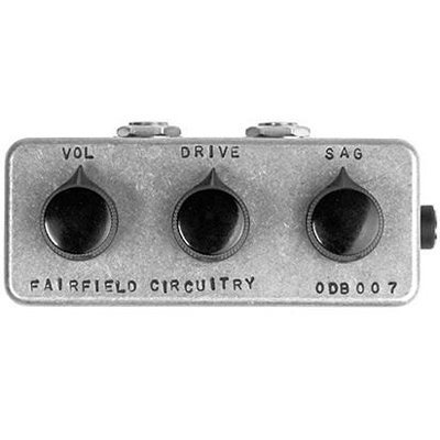 View larger image of Fairfield Circuitry Modele B Always On Barbershop Overdrive Pedal