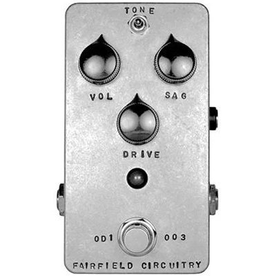 View larger image of Fairfield Circuitry The Barbershop Overdrive Pedal
