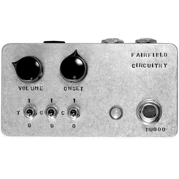 View larger image of Fairfield Circuitry The Unpleasant Surprise Fuzz Pedal