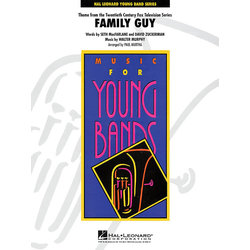 Family Guy (Theme) - Score & Parts, Grade 3