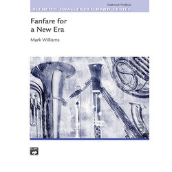 Fanfare for a New Era - Score & Parts, Grade 1.5