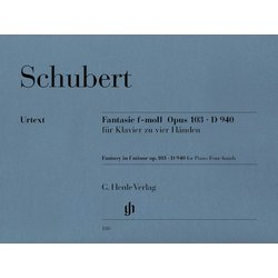 Fantasy In F Minor Op.103 D 940 (Schubert) (1P4H)