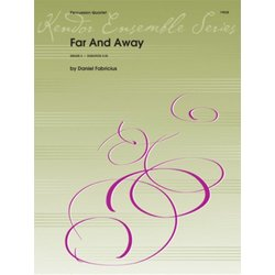 Far And Away (Percussion Quartet)