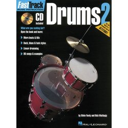 FastTrack Drums Method – Book 2