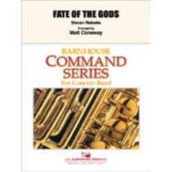 Fate of the Gods - Score & Parts, Grade 3
