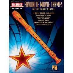Favorite Movie Themes (Recorder)