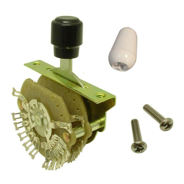 View larger image of Fender 5-Position Stratocaster/Telecaster Super Switch