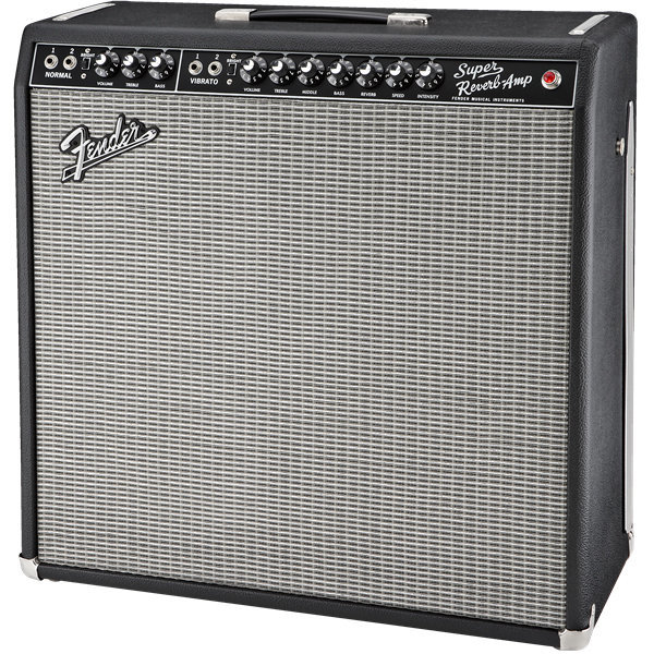 View larger image of Fender '65 Super Reverb Re-Issue Guitar Amp
