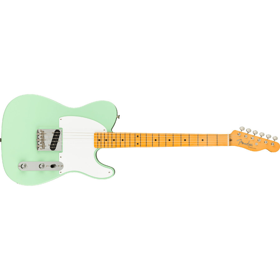 View larger image of Fender 70th Anniversary Esquire Electric Guitar - Surf Green