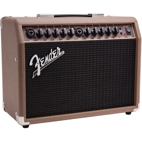 View larger image of Fender Acoustasonic 40 Acoustic Guitar Amp - Brown