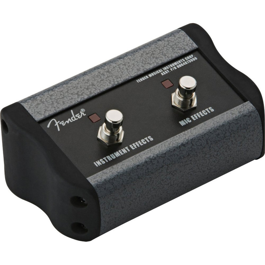 View larger image of Fender Acoustasonic Ultralight 2-Button Footswitch