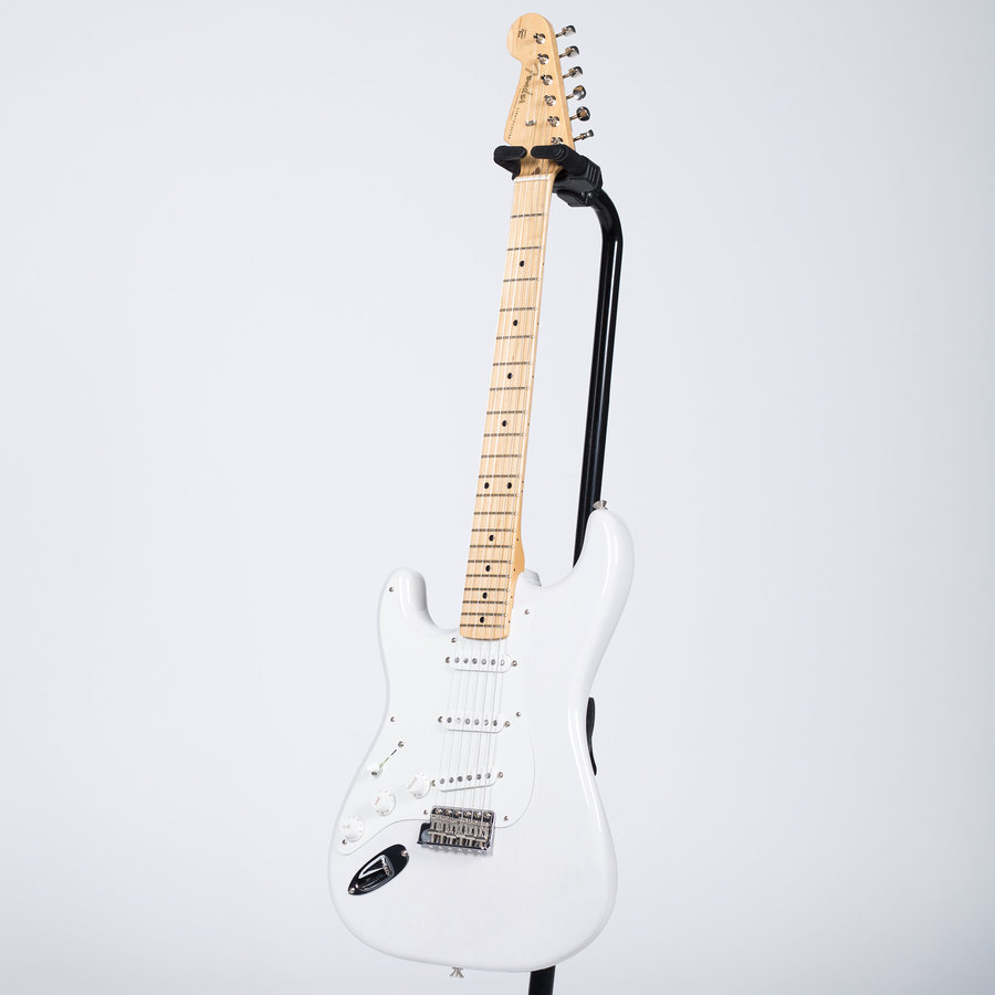 View larger image of Fender American Original 50s Stratocaster - Maple, White Blonde, Left