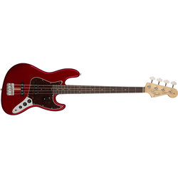 Fender American Original 60s Jazz Bass - Rosewood, Candy Apple Red