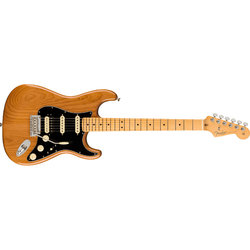 Fender American Professional II Stratocaster HSS - Maple, Roasted Pine