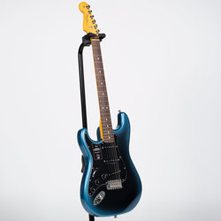 Fender American Professional II Stratocaster - Rosewood, Dark Night, Left