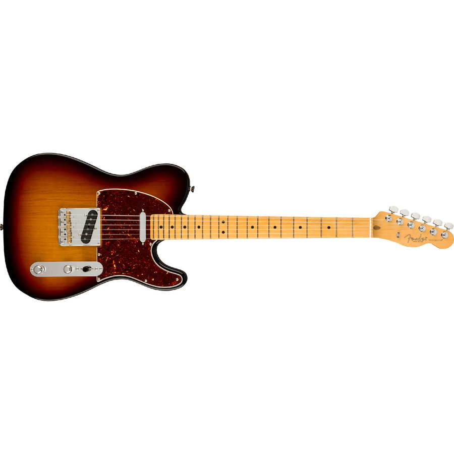 View larger image of Fender American Professional II Telecaster - Maple, 3 Color Sunburst