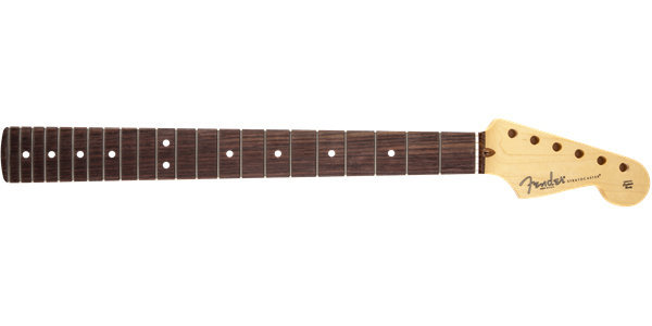 View larger image of Fender American Standard Stratocaster Neck - Rosewood