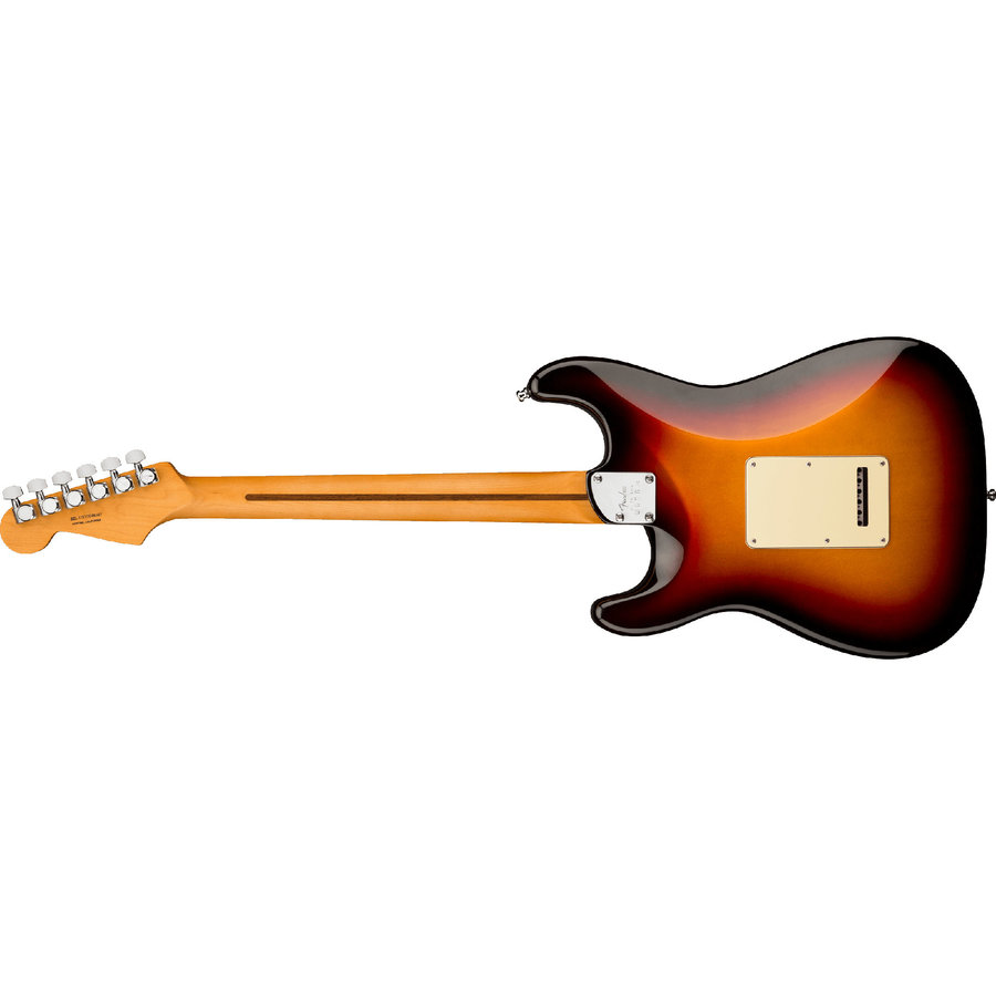 View larger image of Fender American Ultra Stratocaster - Rosewood, Ultraburst