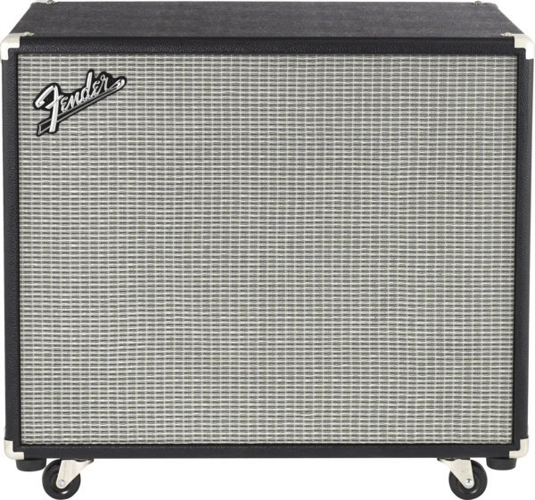 View larger image of Fender Bassman 115 Neo Bass Amp - Black/Silver
