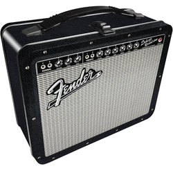 Fender Black Tolex Lunchbox