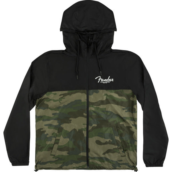 View larger image of Fender Camo Windbreaker - XXL