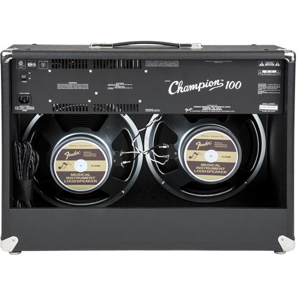 View larger image of Fender Champion 100 Guitar Amp