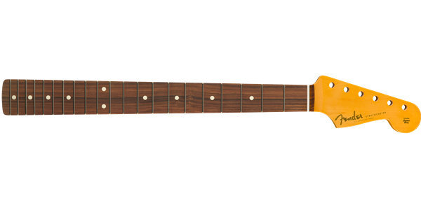 View larger image of Fender Classic 60s Stratocaster Neck - Pau Ferro, Lacquered