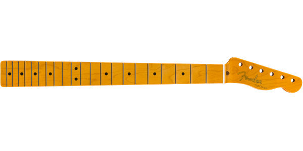 View larger image of Fender Classic Series 50s Telecaster Neck - Maple, C Shape, Lacquered
