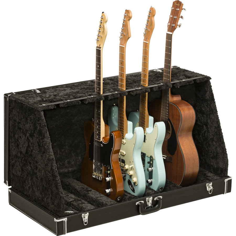 View larger image of Fender Classic Series 7 Guitar Case Stand - Black