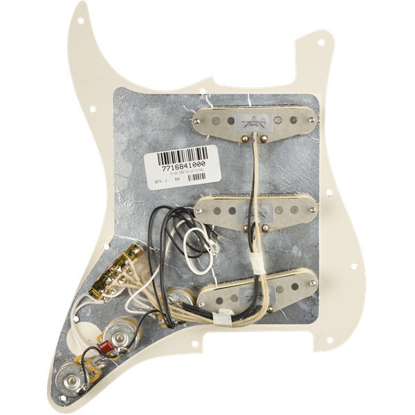 View larger image of Fender Custom Shop '69 SSS Pre-Wired Stratocaster Pickguard - Tortoise Shell